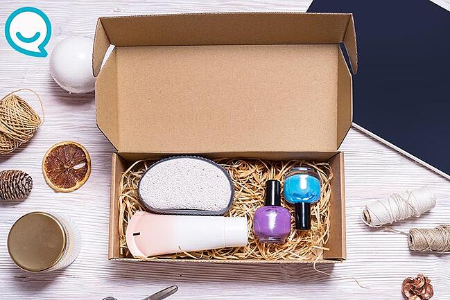 Beauty subscription box - beauty industry trends 2020