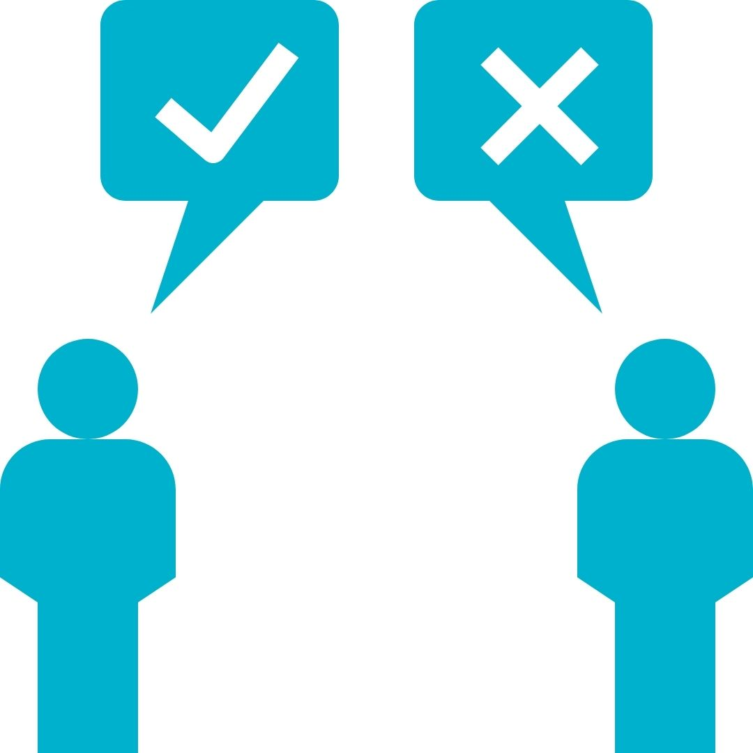 Consumer differences icon