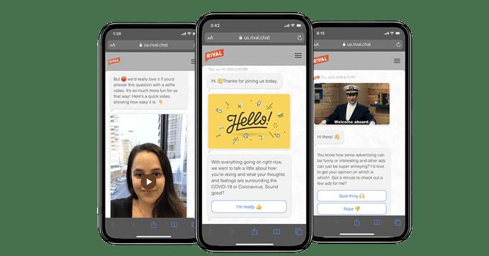 chat-conversational-exercises-mobile-community